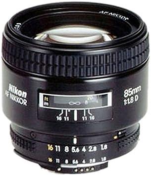 Nikon Af Nikkor 85mm 1 1 8d Objektiv Kamera
