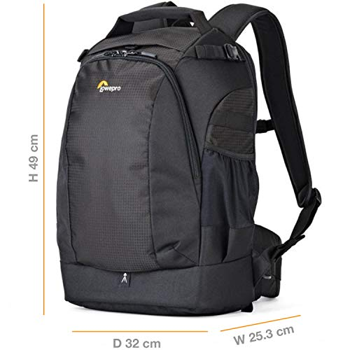 Lowepro Flipside 400 AW II Camera Backpack - Black