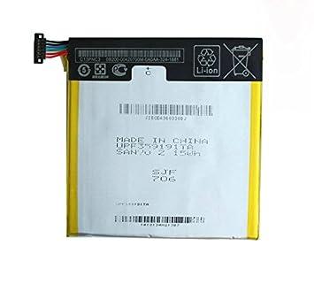 C11P1303 batería del Ordenador portátil para ASUS Google Nexus 7 2RD II ME571 ME571K ME571KL C11P1303(3.8V 15Wh): Amazon.es: Electrónica