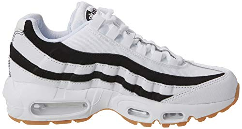 95 gum white Max Multicolore Brown Nike black Donna Sneaker Light Air 001 ExUnCwq6