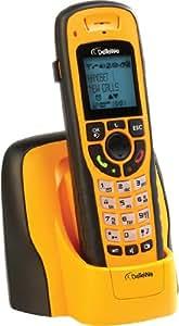 DeTeWe BeeTel 2000 - Teléfono inalámbrico impermeable para la serie Ultra Range (incluye modo ECO)