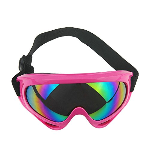 BXT Men Women UV400 Ski Snow Googles Outdoor Sunglasses Windproof Motorcycle Snowmobile Snowboard Eyewear Airsoft Paintball CS Protective Safety Glass Goggles UV Protection - ()