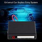 DC 12V Universal Keyless Entry Kit Car Remote