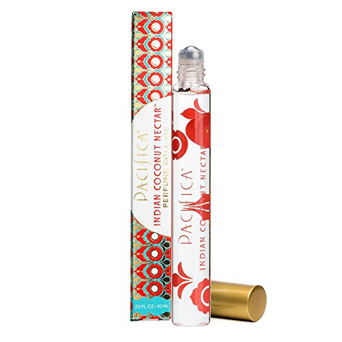 Pacifica Beauty Perfume Roll-on, Indian Coconut Nectar (Pacifica Indian Coconut Nectar Perfume Roll On)