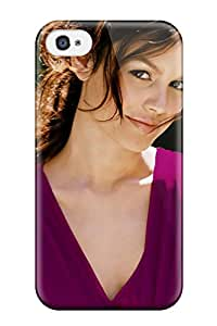 ZippyDoritEduard Perfect Tpu Case For Iphone 4/4s/ Anti-scratch Protector Case (rachel Sarah Bilson The Last Kiss)