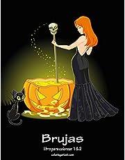 Brujas libro para colorear 1 & 2