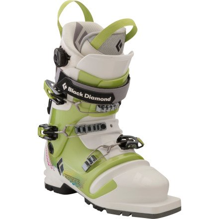 Black Diamond Trance Telemark Ski Boot - Women's by Black Diamond