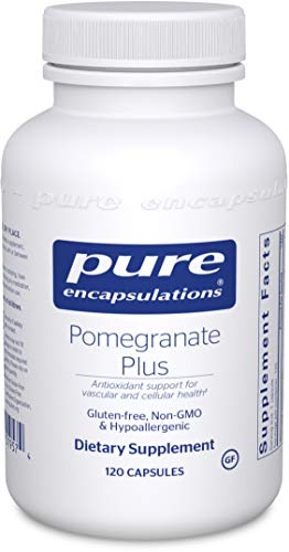 Pure Encapsulations - Pomegranate Plus - Antioxidant Support for Vascular and Cellular Health* - 120 Capsules
