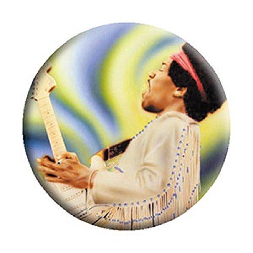 Jimi Hendrix - Woodstock - Pinback Button 1.25