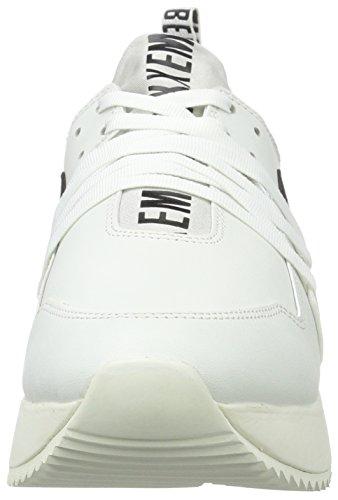 Odissey 880 060 Basses Blanc black white Femme Bikkembergs 1nfdBqFHww
