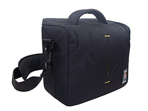 (Ape Case ACPRO346W Metro Collection Large Camera Case (Black))