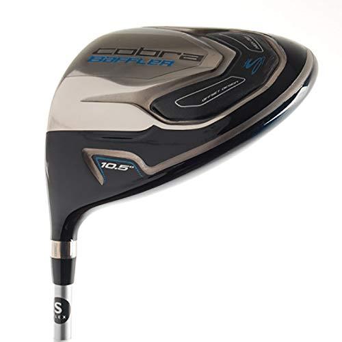 Cobra Men's Baffler XL Golf Driver, Left Hand, Graphite, Stiff, 10.5-Degree (Best Driver For Slice)