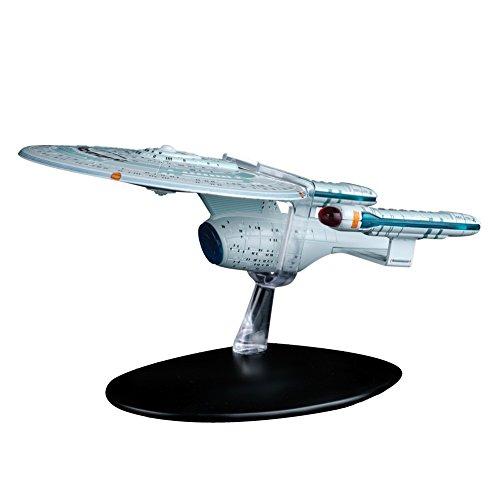 Star Trek Starships USS Enterprise NCC-1701-C Vehicle with Collector Magazine - Enterprise Ncc 1701 Vehicle