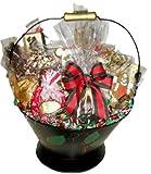 Coal Bucket Decadent Desserts - Christmas Gift Basket