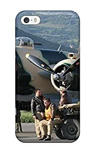 High Quality Shock Absorbing Case For Iphone 5/5s-aircraft