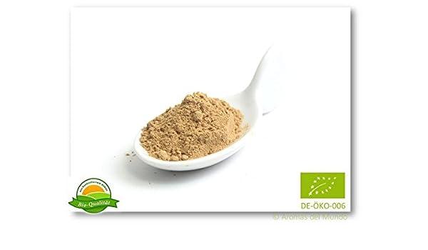 Aroma natural Jengibre molido orgánico 180 g: Amazon.es: Alimentación y bebidas