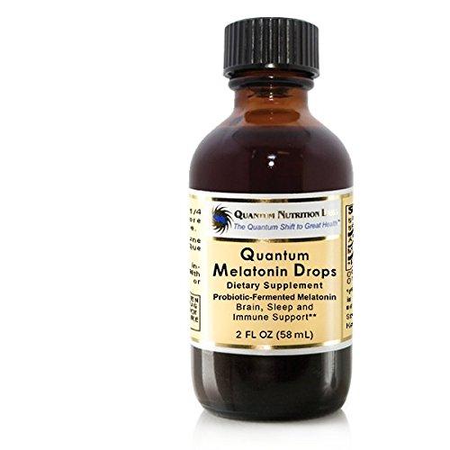 Amazon.com: Quantum Melatonina gotas, 236 porciones ...