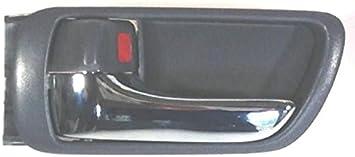 Toyota CAMRY 2002 thru 2006 Inside Interior Left LH Door Handle Plug Bezel Fits