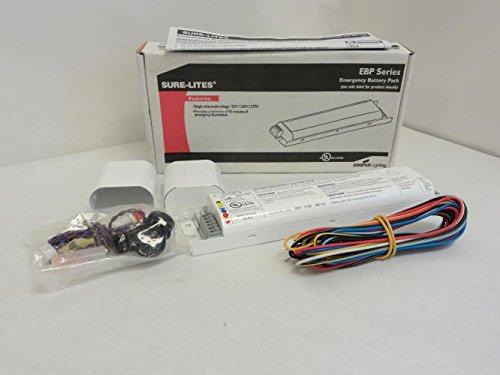 COOPER Sure-Lites EBP450X EPB 1-Lamp Emergency Battery Pack 90 Min. Operation -  Cooper Lighting