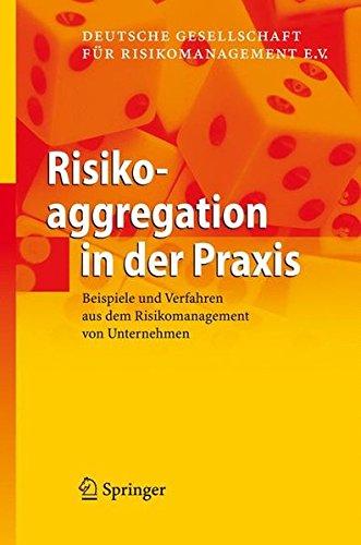 Risikoaggregation in der Praxis: Beispiele und Verfahren aus dem Risikomanagement von Unternehmen Gebundenes Buch – 29. Januar 2008 Springer 3540732497 Business / Management Fertigungstechnik