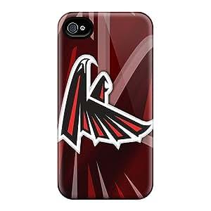Favorcase AKu37298ZkAZ Cases Covers Skin For Iphone 6 (atlanta Falcons Hd)
