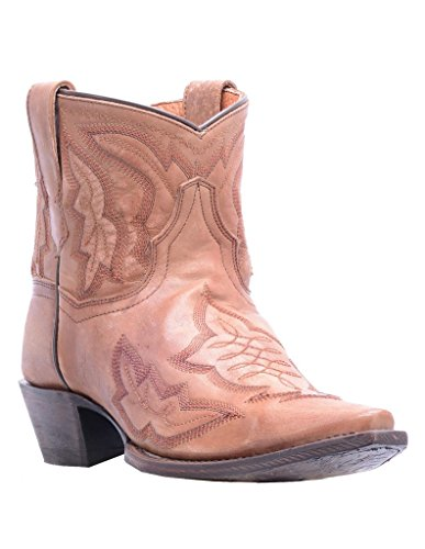 Dan Post Mens Stivale Cowboy Scozzese Stivaletto Quadrato - Dp26628 Sella