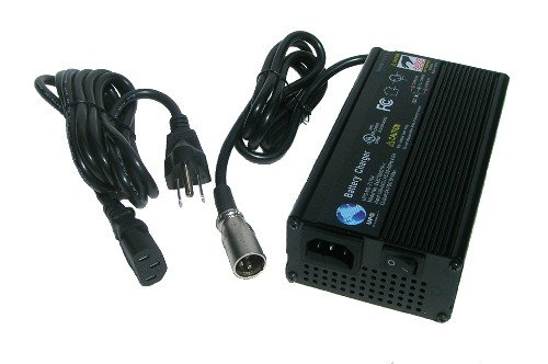 EVA Medical 24V 5A Universal Scooter Power Wheelchair Battery Charger