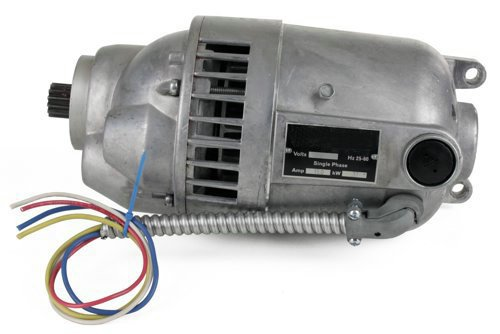 RIDGID 87740 Motor and Gear Box Hard Wired (Certified Refurbished) by Ridgid