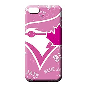 iphone 5 5s cell phone carrying shells Perfect covers protection Hot Style toronto blue jays mlb baseball