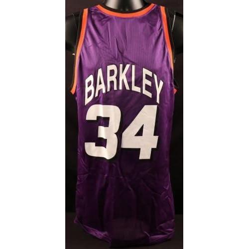 online store 6dcc2 9f7e5 Charles Barkley Signed Jersey - HOF Champion COA - PSA/DNA ...