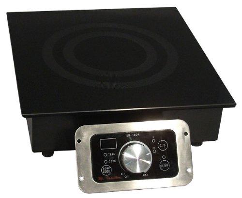 Mr. Induction SR-652R Built-In Commercial Range Induction Burner, 2700-watt