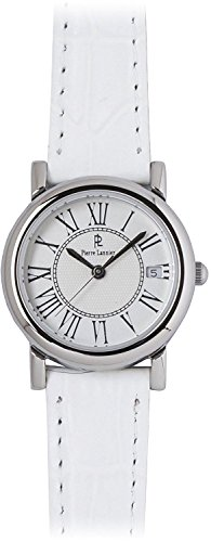 PIERRE LANNIER watch Soleil Watch Silver / Croc White P871601 C11 Ladies