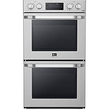 LG Studio LSWD306ST 30 Stainless Steel Double Wall Oven
