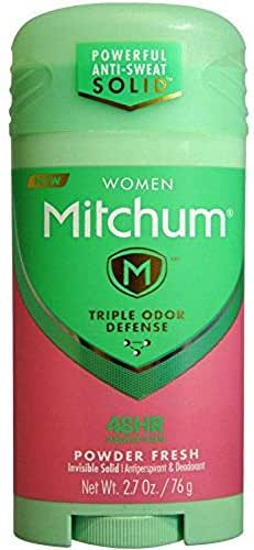 Deodorant: Mitchum Women's