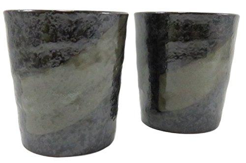 Premium Japanese Sake (Ceramic Sake Shochu Cup 16 fl oz (Set of 2))