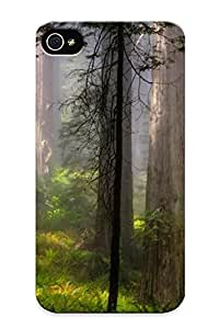Fashion Protective Forest Case Cover For Iphone 4/4s