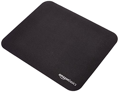 AmazonBasics Gaming Computer Mouse Pad - Black