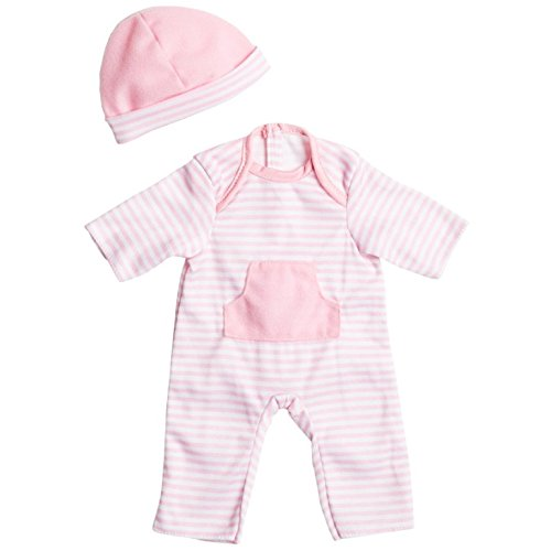 JC Toys Light Pink Romper (up to 16)