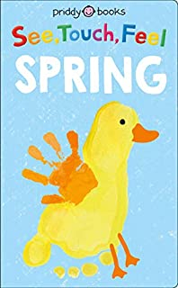 Book Cover: See, Touch, Feel: Spring