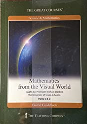 Mathematics from the Visual World DVD (Course Number 1447, Great Courses) (Teaching Company)