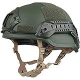 EMERSON製 MICH2002タイプ ヘルメット スペシャルアクションVer オリーブドラブ OD