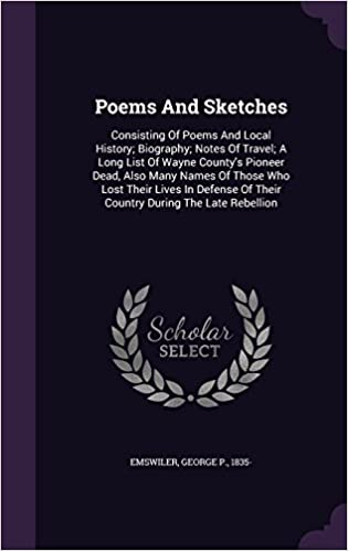 list of poems