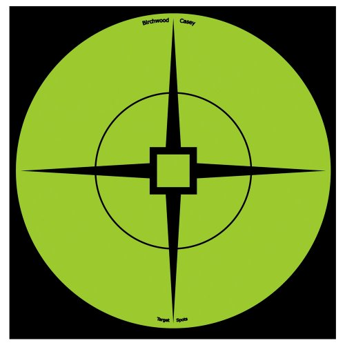 Birchwood Casey Target Spots Green 10-6