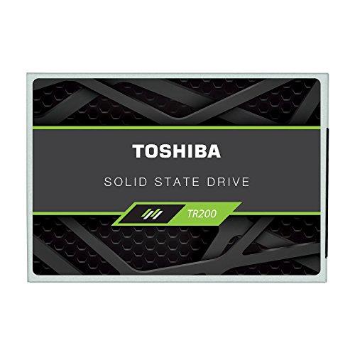 Toshiba Memory America Toshiba OCZ TR200 Series 2.5'' SATA III 240GB Internal Solid State Drive (THN-TR20Z2400U8(CS) 2.5'' THN-TR20Z2400U8(CS by Toshiba Memory America