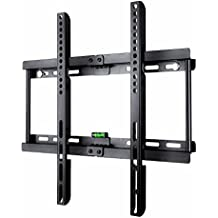 Paladinz TV Wall Mount Monitor Bracket for most 32 38 40 42 43 44 46 47 49 50 52 55 inch LCD LED TV Flat Panel Screen Plasma Compatible With Samsung Sony LG Toshiba Sceptre Hitachi Avera Bubble Level