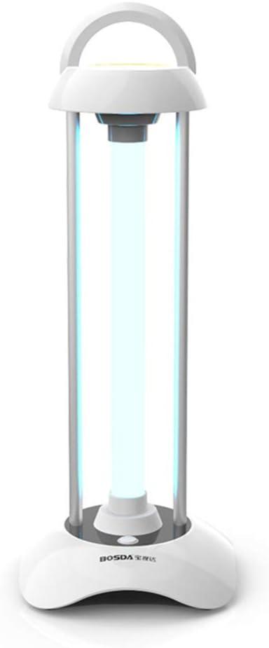 10W 220V UV Desinfección Lámpara de esterilización Purificador de ...
