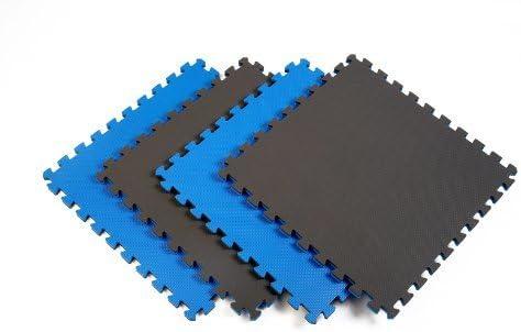 EVA Foam Interlocking Tiles Norsk Non-Toxic Solid Color Foam Mats