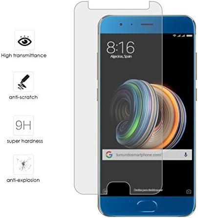 Tumundosmartphone Protector Cristal Templado para XIAOMI MI Note 3 ...