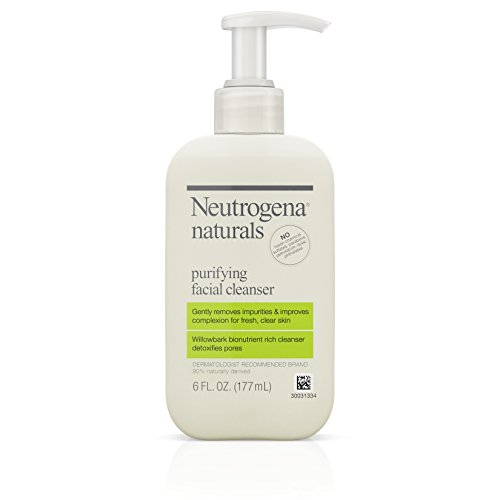 Top 9 Neutrogena Naturals Purifying Cleansers