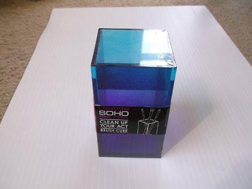 Soho Cube - SOHO Clean Up Your Act Brush Cube by SOHO